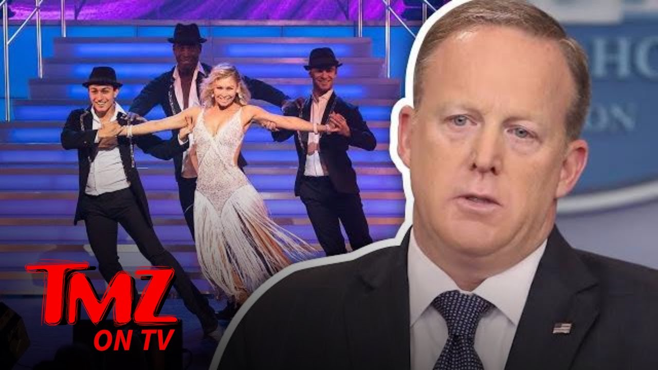 Sean Spicer Was an Extremely Good Sport on Dancing With the Stars. That's Exactly the Problem