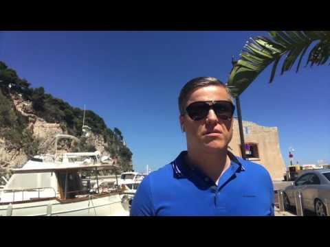 Kanų vlog #2. Žydroji pakrantė, Nica, Monakas. Bitcoin ir Blockchain. Jevgenijus Černyš
