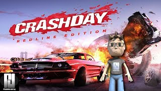 CRASHDAY REDLINE EDITION Gameplay Footage! | GTX 1060 | Ultra Settings | 1080p