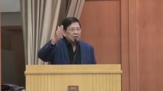 蕭若元:妖魔化對方造成香港兩極分化〈聖保羅書院舊生論壇〉20