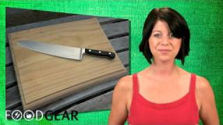 Foodgear: How To Choose A Cutting Board