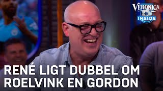 René ligt dubbel om Roelvink en Gordon bij Pauw | VERONICA INSIDE