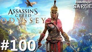 Zagrajmy w Assassin's Creed Odyssey PL odc. 100 - Wielki powrót do Sparty
