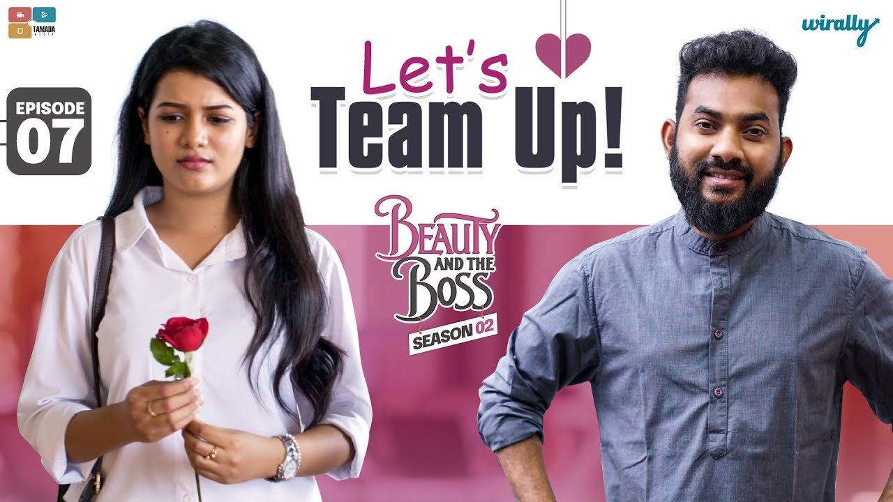 Download Beauty and The Boss || S02 Ep 07 || let's Team Up || Wirally Originals || Tamada Media