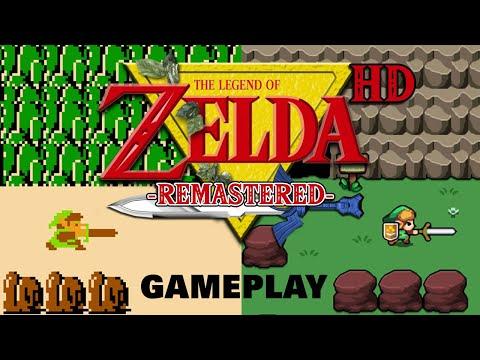 Zelda Nes HD Remaster