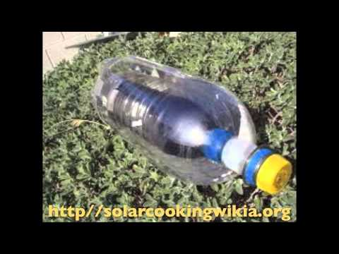 Solar Water Heater With Plastic Bottles Doovi