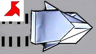 Как сделать оригами МАШИНКУ из бумаги А4 своими руками?(Оригами машинка из бумаги формата A4. Вашему вниманию предлагается два стандартных способа изготовления..., 2016-05-31T20:33:48.000Z)