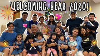 Welcoming Year 2020! | Camille Prats