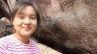 Laung Phar Waterfall at Southern Karen State, near Thailand