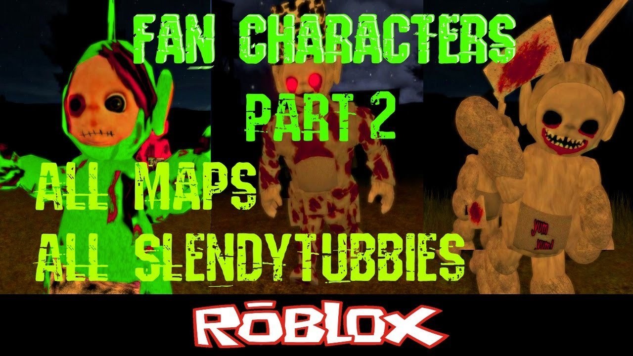 The Nightmare Elevator By Bigpower1017 Roblox Youtube - Slendytubbies Roblox Fan Characters Part 2 By Notscaw Roblox