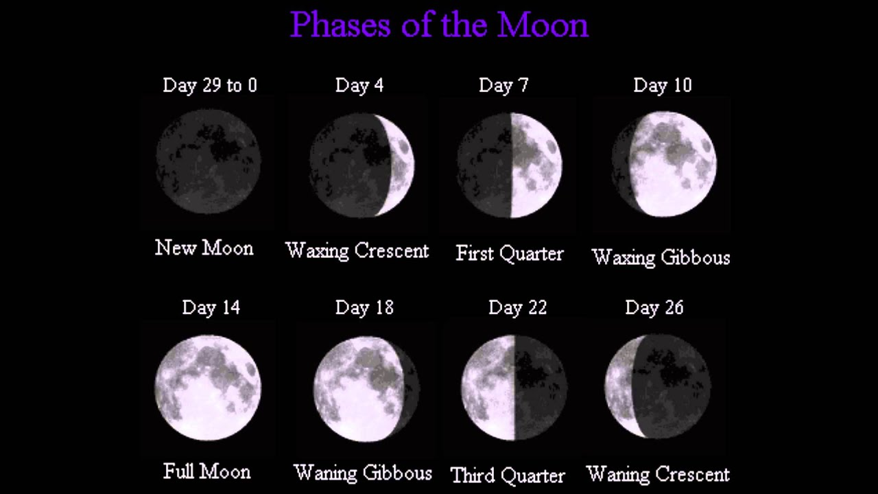 How does the moon affect us 90