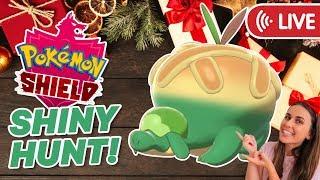 XMAS SHINY HUNT - Shiny Applin - Pokémon Sword & Shield   ZoëTwoDots