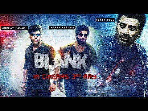51 Interesting Facts | Blank Movie | Will Akshay Kumar be in the Blank film |