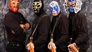Rockula-Los Straitjackets