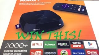 contest over win a roku 2 media streamer giveaway ends 6 29 2016