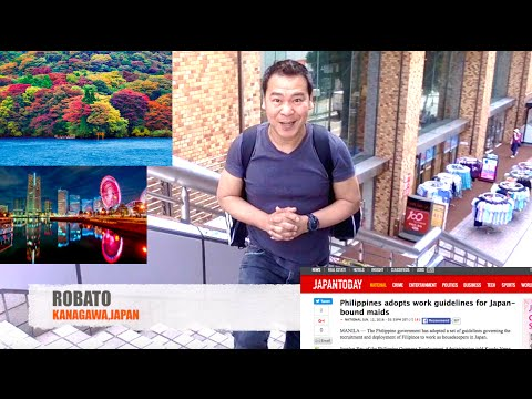 JAPAN NEEDS PINOY WORKERS!!! First Destination : the beautiful kanagawa prefecture . Watch.