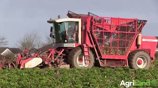 AgriLand visits Co. Carlow to see a Vervaet 617 in action