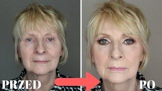 Makijaż dla dojrzałej skóry