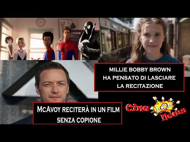 Millie Bobby Brown stava per lasciare la recitazione - Inizio dello Spiderverse in Spiderman 3?