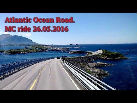 Atlantic ocean road 26 05 2016