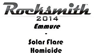 Video Rocksmith 2014 - Solar Flare Homicide - Emmure download MP3, 3GP, MP4, WEBM, AVI, FLV Maret 2017