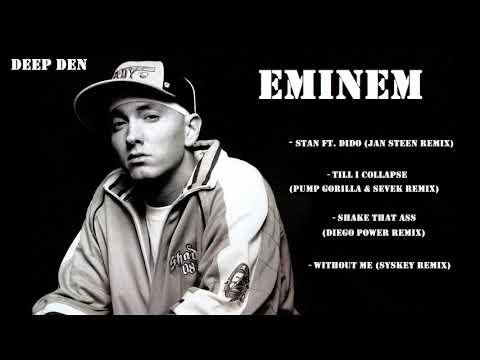 EMINEM - Stan ft. Dido / Till I Collapse / Shake That Ass / Without Me
