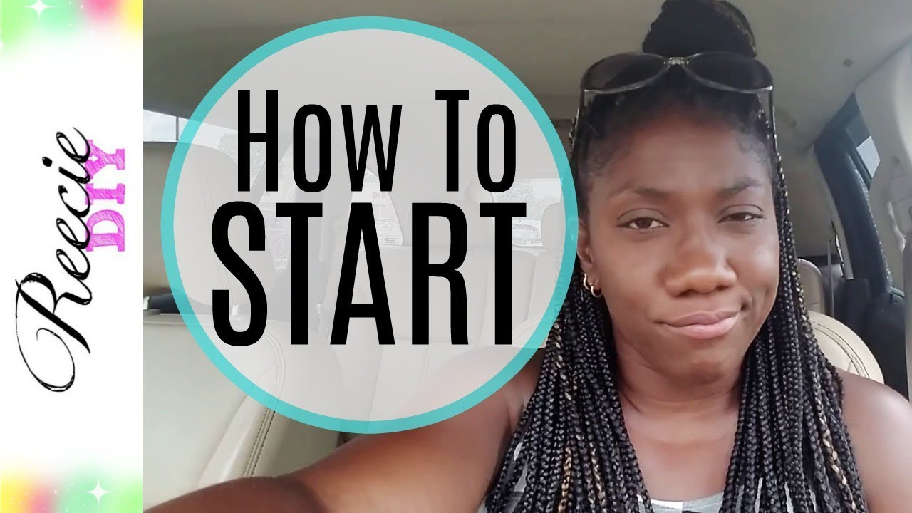How To Start a Hand-Made Business, Etsy Shop, YouTube Channel, or ANYTHING