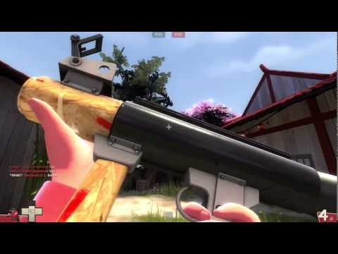 TF2 - Factory New and Minimal Wear American Pastoral Rocket Launcher Showcase