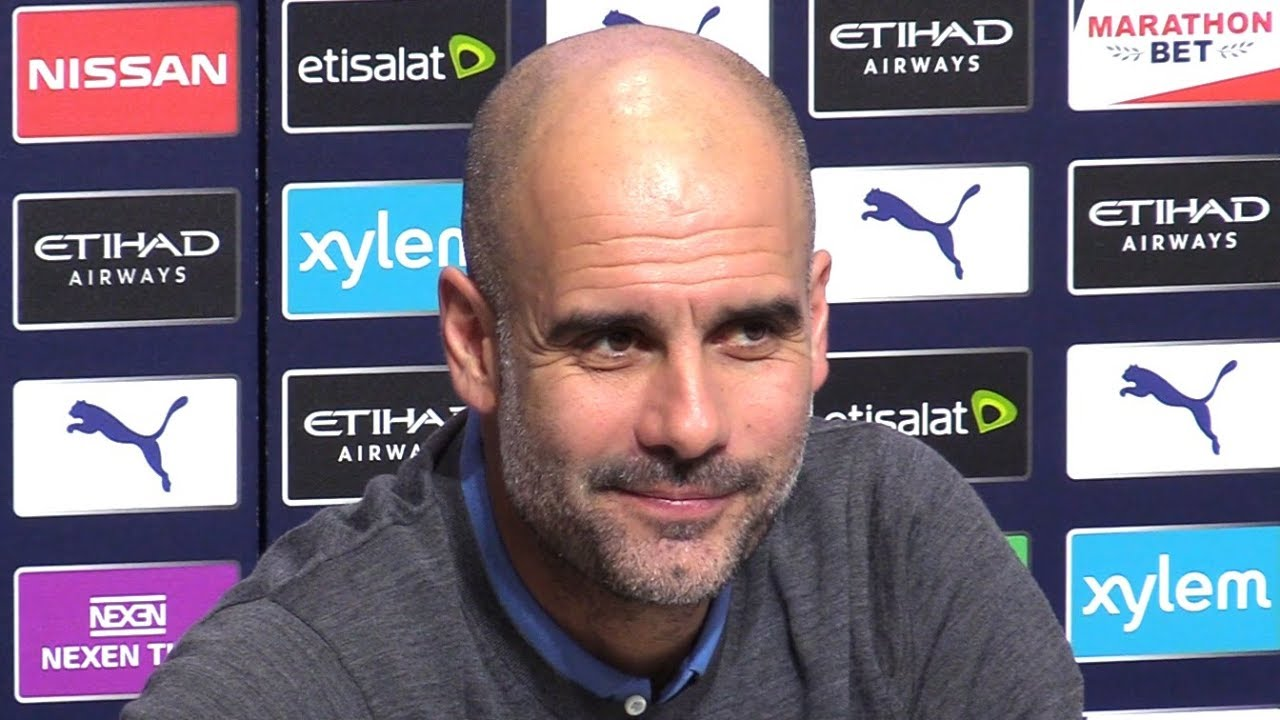 Pep Guardiola Says He'll Never Manage Manchester United, Talks ...