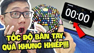 NHỮNG BÀN TAY NHANH NHẤT THẾ GIỚI LÀ ĐÂY!!! (Sơn Đù Vlog Reaction)
