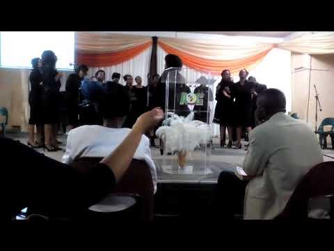HAOG Main Choir - Sinomhlobo