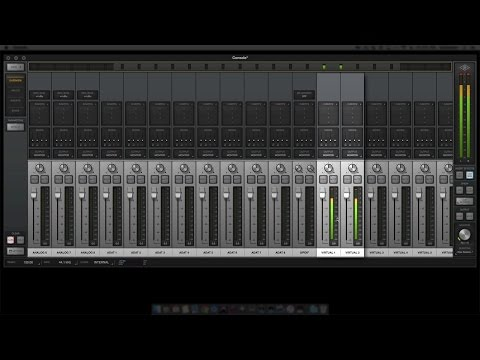 UAD Basics: Routing Mac System Sound to Virtual Channels in Console