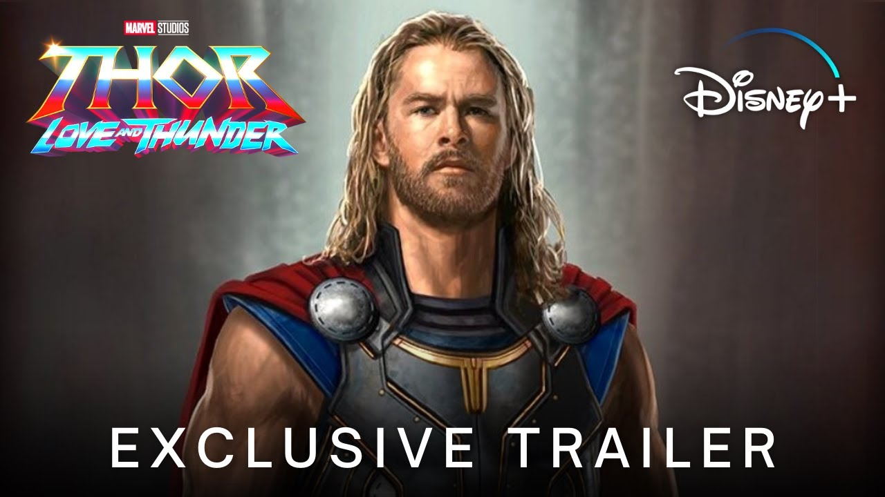 Download THOR 4: Love and Thunder (2022) EXCLUSIVE TRAILER | Marvel Studios & Disney+