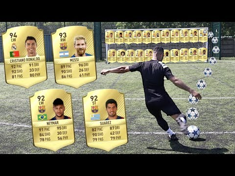 EXTREME FIFA 17 WORLD XI ULTIMATE TEAM BATTLE | BILLY WINGROVE VS JEREMY LYNCH
