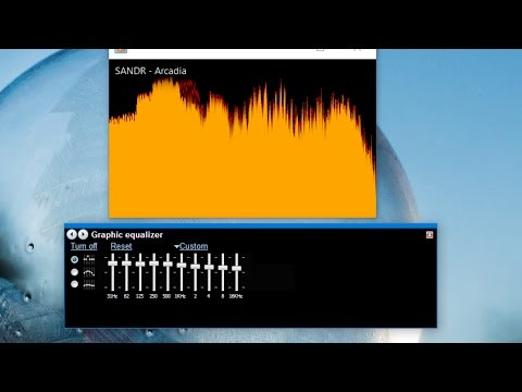 Music Equalizer Windows 10