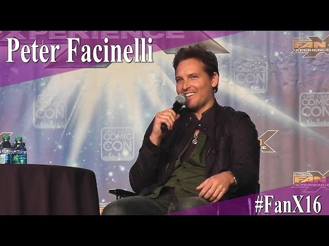 Twilight  Peter Facinelli  Full PanelQ&A  X 2016