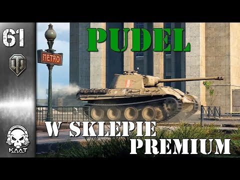 PUDEL w sklepie Premium! - News World of Tanks