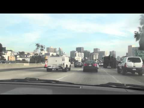 00242 Interstate 5 San Diego traffic