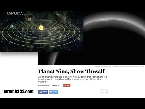 """Planet Nine, SHOW Thyself"" - Scientists zeroing in on Planet X"