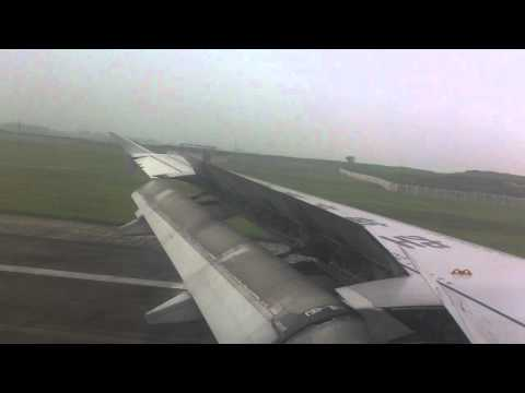 Landing at Guilin Airport - China Eastern Airlines Airbus A320 MU2329