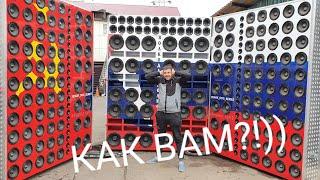 Установка музыки в Ниссан Патфайндер))Самая громкая музыка в России,жесть я такое вижу в первые