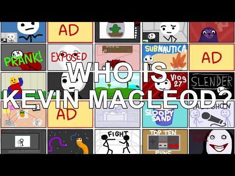 WHO IS KEVIN MACLEOD?