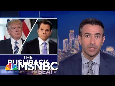 Trump's Reelection Crisis? Polling Lower Than Pres. Since 1938 | The Beat With Ari Melber | MSNBC