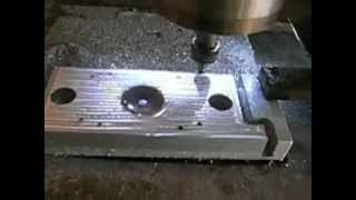 Table Top Cnc Milling Machines To Work On Metal For Mould Making