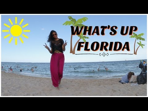 12 Days of Christmas #12: Quick Trip to Florida | Vlog