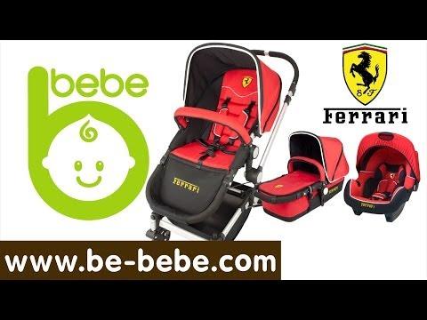 รถเข็นเด็ก Baby Stroller รถเข็นเด็กยี่ห้อ Ferrari ซื้อท