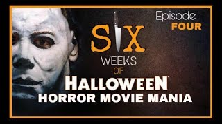 6 WEEKS OF HALLOWEEN HORROR MOVIE MANIA! EP.4 W/The Viz and Friday The 14th