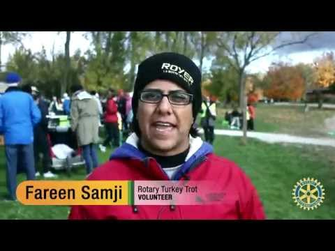 Rotary Burlington Turkey Trot