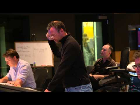Big Hero 6: Composer Henry Jackman Behind the Scenes Movie Audio Recording