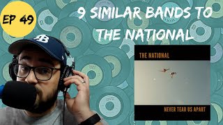 Let's Explore 9 Similar Bands to The National-The Music Rabbit Hole